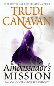 [Traitor Spy: Book 1: The Ambassador's Mission (Product Image)]