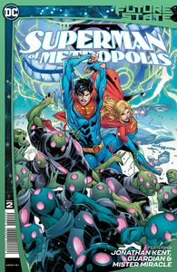 [Future State: Superman Of Metropolis #2 (Cover A John Timms) (Product Image)]