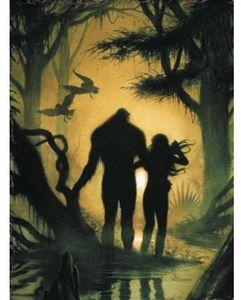 [Saga Of The Swamp Thing: Volume 6 (Hardcover - Titan Editon) (Product Image)]