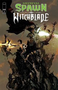 [Medieval Spawn: Witchblade #3 (Product Image)]