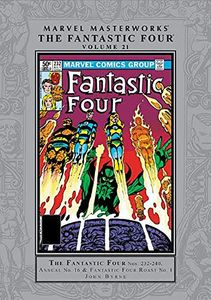 [Marvel Masterworks: The Fantastic Four: Volume 21 (Hardcover) (Product Image)]