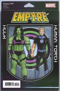 [Empyre #2 (Christopher 2 Pack Action Figure Variant) (Product Image)]