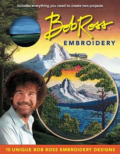 [Bob Ross: Embroidery (Product Image)]