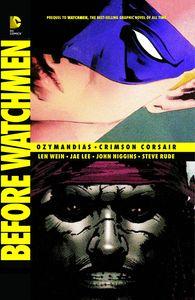 [Before Watchmen: Ozymandias/Crimson Corsair (Product Image)]