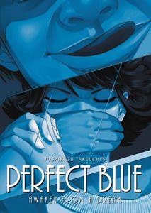 [Perfect Blue: Awaken From Dream: Light Novel (Product Image)]