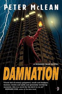 [The Burned Man: Book 3: Damnation (Product Image)]