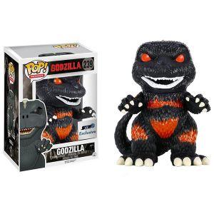 [Godzilla: Pop! Vinyl Figure: Godzilla Fire Version (Product Image)]