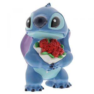 [Disney: Stitch: Disney Hugs Figure: Flowers (Product Image)]
