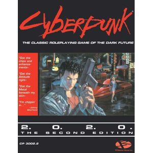 [Cyberpunk 2020: RPG: Core Rulebook (Product Image)]