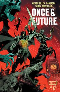 [Once & Future #17 (Cover A Mora) (Product Image)]