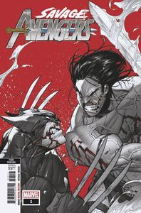 [Savage Avengers #1 (3rd Printing Jacinto Variant) (Product Image)]