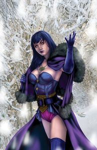 [Grimm Fairy Tales 2020: Holiday Special (Cover B Leary Jr) (Product Image)]