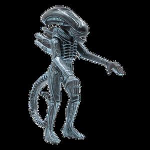 [Alien: ReAction Action Figure: The Alien (Product Image)]
