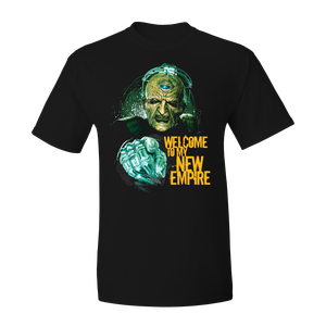 [Doctor Who: T-Shirt: Davros (Product Image)]