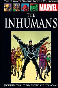 [Marvel: Graphic Novel Collection: Volume 109: Inhumans (Hardcover) (Product Image)]