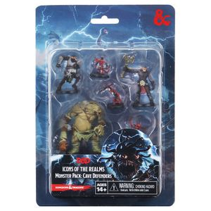 [Dungeons & Dragons: Icons Of The Realms Monster Pack: Cave Defend (Product Image)]