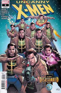 [Uncanny X-Men #2 (Product Image)]