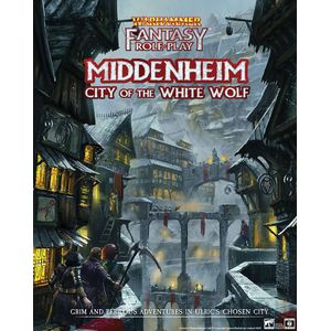 [Warhammer: Fantasy Roleplay: Middenheim: City Of The White Wolf (Product Image)]