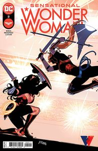 [Sensational Wonder Woman #2 (Cover A Bruno Redondo) (Product Image)]