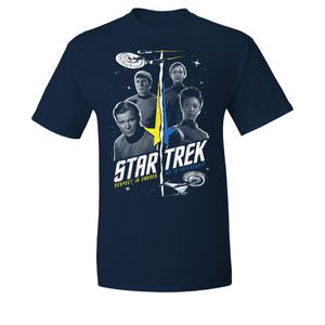 [Star Trek: Discovery: T-Shirt: Timelines (Product Image)]