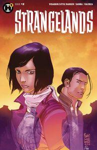 [Strangelands #3 (Product Image)]