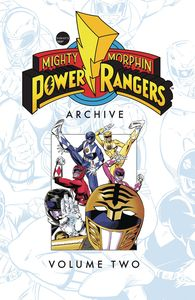 [Mighty Morphin Power Rangers: Archive: Volume 2 (Product Image)]