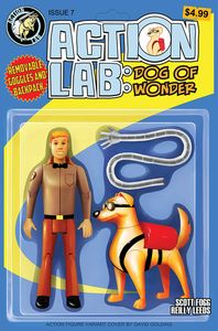 [Action Lab: Dog Of Wonder #7 (Cover B Golding) (Product Image)]