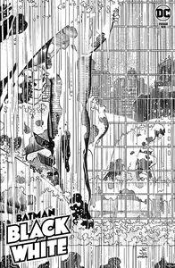 [Batman: Black & White #6 (Cover A John Romita Jr & Klaus Janson) (Product Image)]