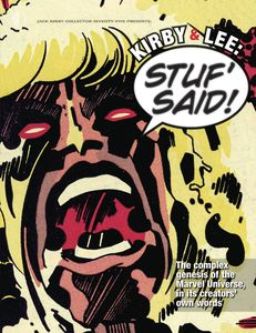 [Kirby & Lee: Stuf Said (Jack Kirby Collector #75) (Product Image)]