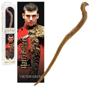 [Harry Potter: Replica Wand: Viktor Krum (Product Image)]