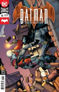 [Batman: Sins Of The Father #6 (Product Image)]