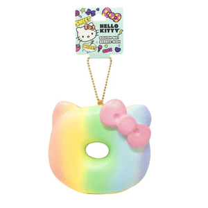 [Hello Kitty: Squishy: Big Donut (Rainbow) (Product Image)]
