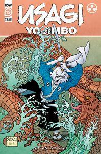 [Usagi Yojimbo #19 (Product Image)]