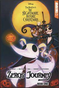 [Nightmare Before Christmas: Zeros Journey: Volume 1 (Product Image)]