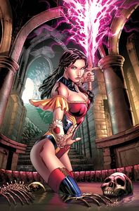 [Grimm Fairy Tales #11 (Cover A Vitorino) (Product Image)]