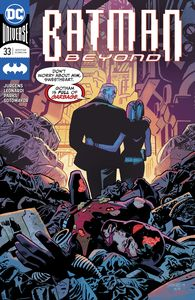 [Batman Beyond #33 (Product Image)]