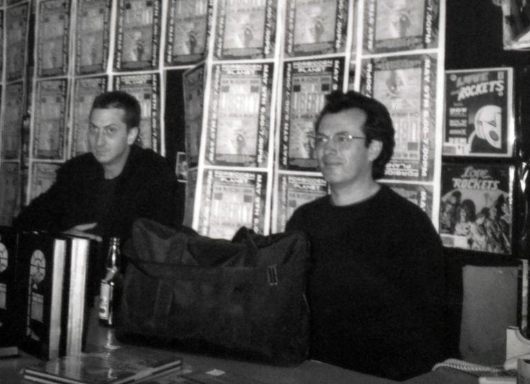 Frank Miller and David Gibbons