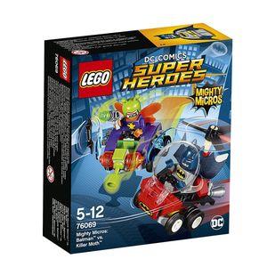 [DC: Lego Mighty Micros: Batman Vs Killer Moth (Product Image)]