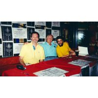 [Colin Greenland, Robert Holdstock and Mike Jeffries Signing (Product Image)]