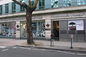 [An image of London Megastore (Location Image)]
