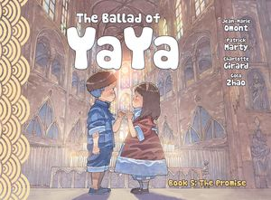 [Ballad Of Yaya: Volume 5: Promise (Product Image)]