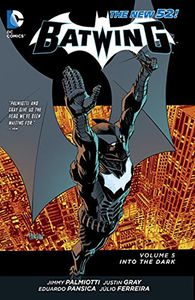 [Batwing: Volume 5: Into The Dark (Product Image)]