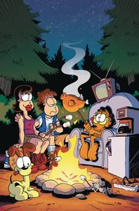 [Garfield: Vacation Time Blues #1 (Product Image)]