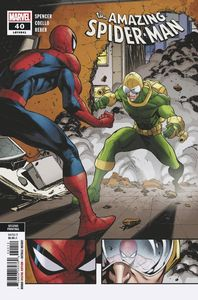 [Amazing Spider-Man #40 (2nd Printing Coello Variant) (Product Image)]