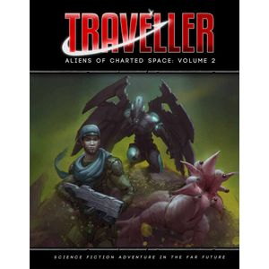 [Traveller: Aliens Of Charted Space: Volume 2 (Product Image)]