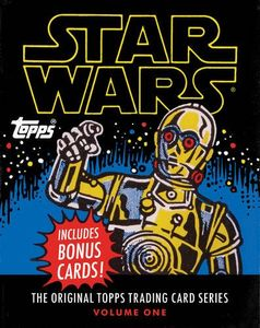 [Star Wars: The Original Topps Trading Cards: Volume 1 (Hardcover) (Product Image)]