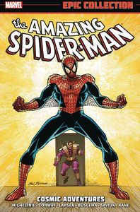 [Amazing Spider-Man: Epic Collect: Cosmic Adventures (New Printing) (Product Image)]