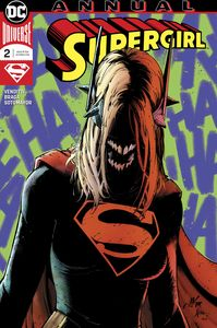 [Supergirl: Annual #2 (Product Image)]