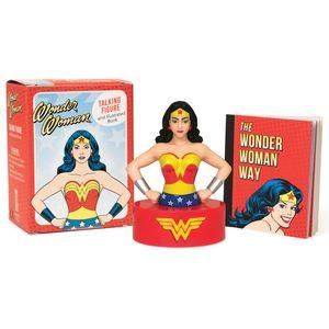 [Wonder Woman: Talking Figure & Illustrated Book (Product Image)]