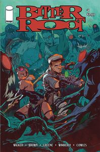 [Bitter Root #1 (Cover A Greene) (Product Image)]